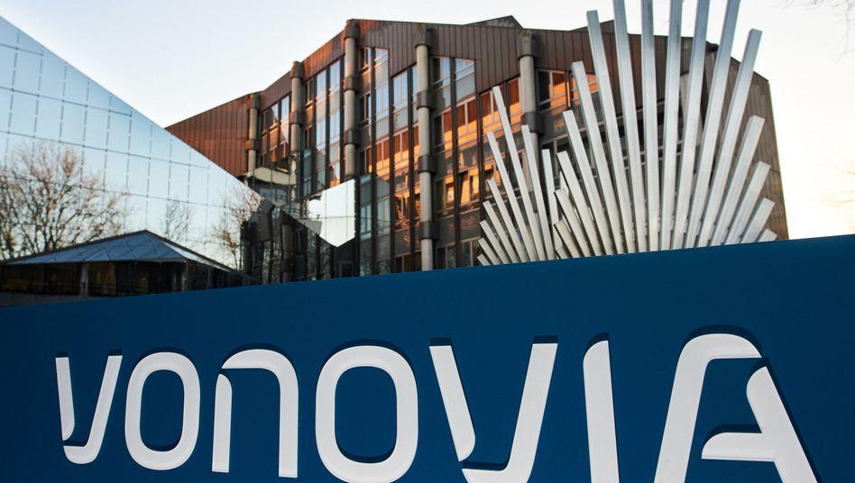 Vonovia-Zentrale in Bochum: Konzern kann Deutsche Wohnen nicht kaufen