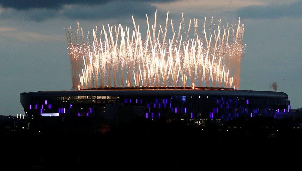 Tottenham-Hotspur-Stadion: Neue Heimat für die Spurs