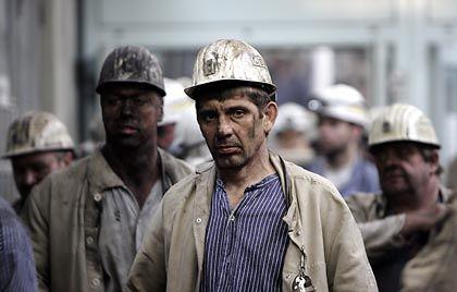 Bergleute in Lebach-Hoxberg: Eine neue Unterschicht von Armutslöhnern wächst heran