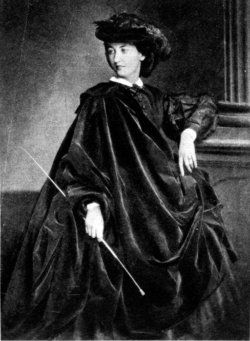 Lady mit Peitsche: Lola Montez 1859 in Paris