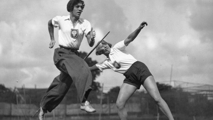 Olympia: Männer in Frauenwettbewerben