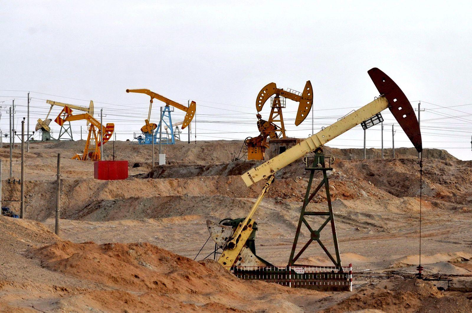 China / Petro-Ölfeld / Öl / Förderpumpen