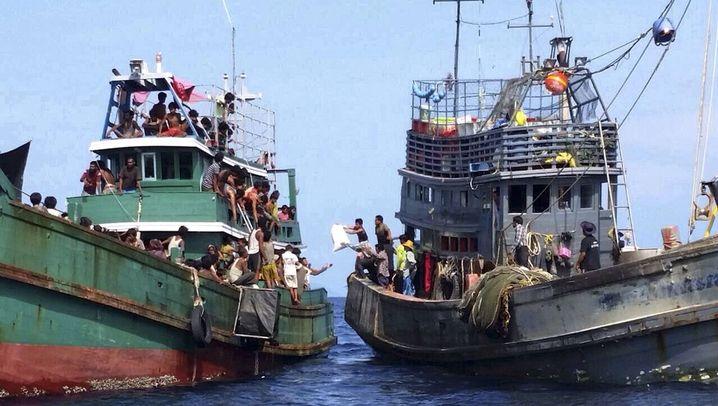 Bootsflüchtlinge: Drama vor der Küste
