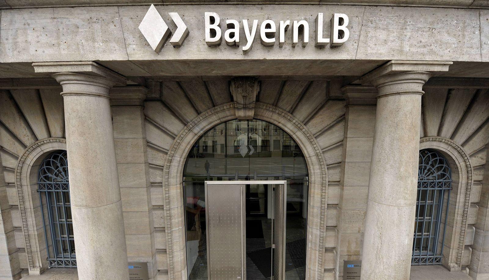 NICHT VERWENDEN BayernLB / Zentrale