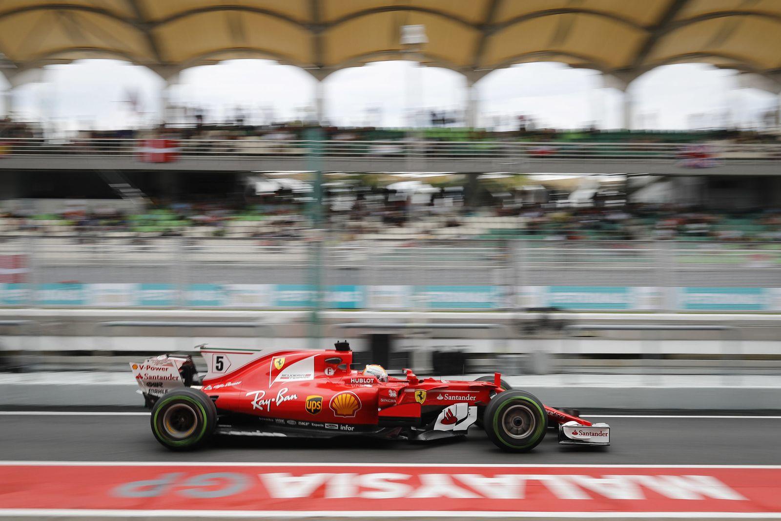 Motorsport: Formel-1, Grand Prix von Malaysia