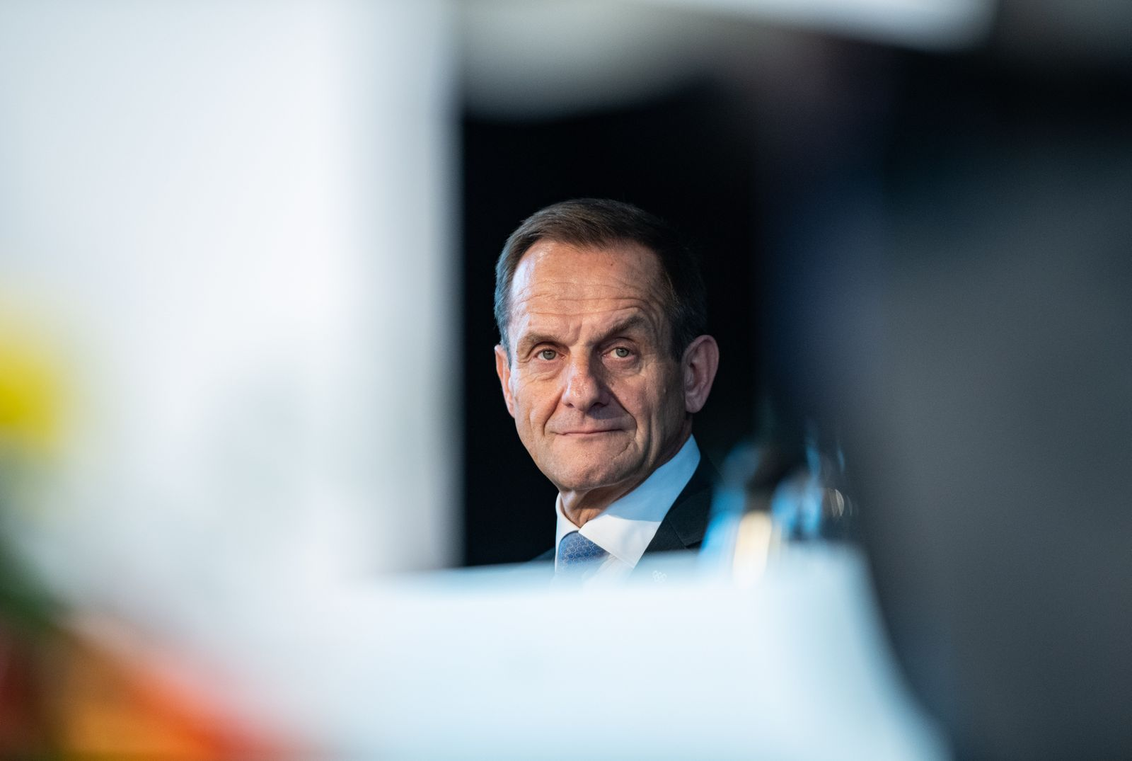DOSB-Präsident Hörmann in häuslicher Quarantäne