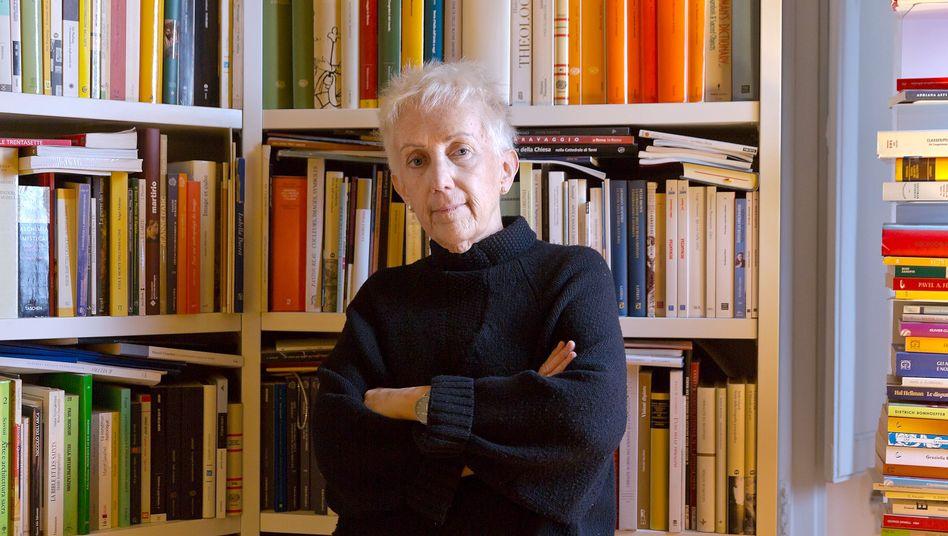 Chefredakteurin Lucetta Scaraffia