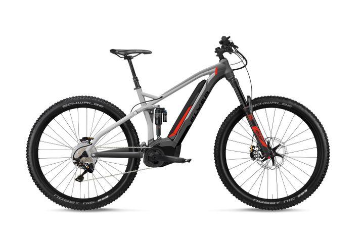 Elektro-Mountainbike des Schweizer Herstellers Flyer