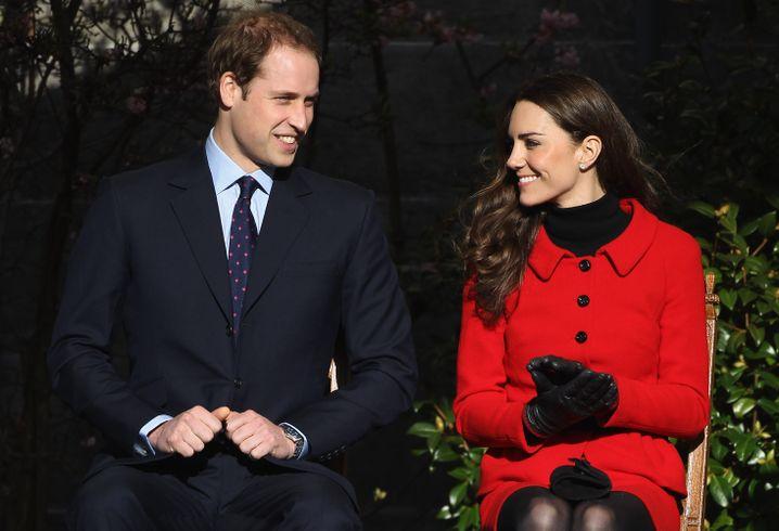 Prinz William, Kate Middleton: Mainstream-Jubelei über die royale Trauung