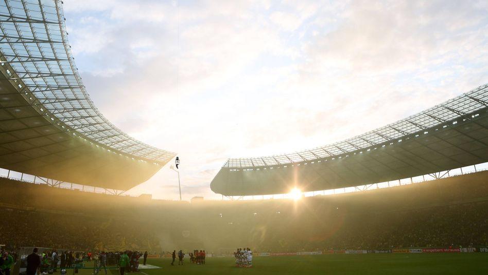Olympiastadion Berlin: Erstligisten sollen gestärkt werden