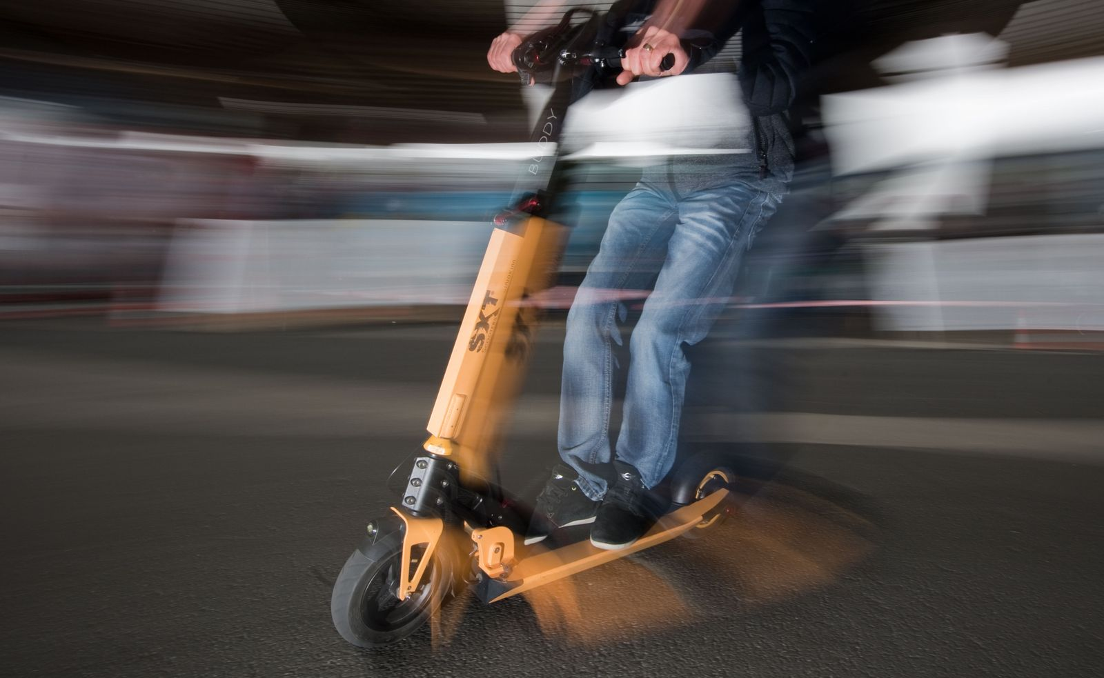 """Messe """"micromobility expo"""""""