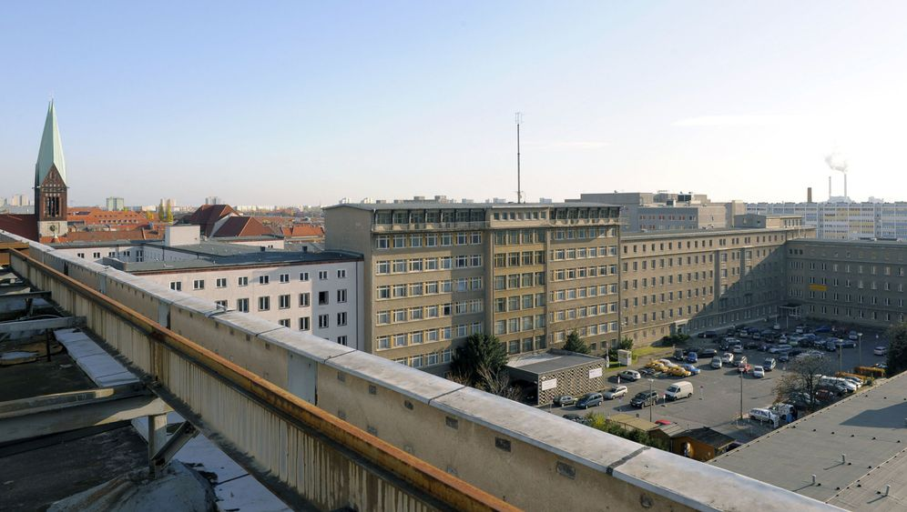 Photo Gallery: The Fate of Stasi HQ