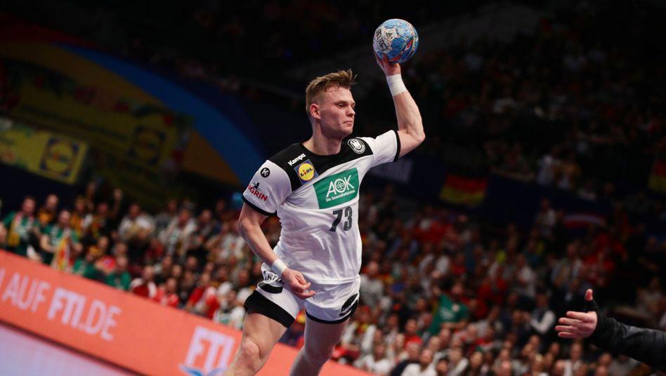 Deutscher Handballer Timo Kastening: Der Meisterdieb