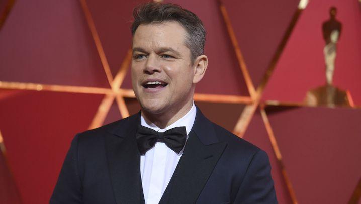 Matt Damon: Umstrittene Äußerungen zu #MeToo