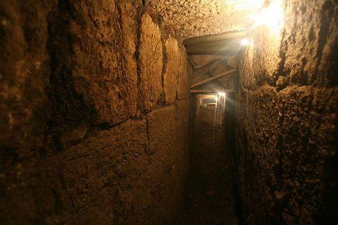 Zufallsfund: In Jerusalem haben Forscher einen alten Tunnel aus der Zeit kurz nach Christi Geburt entdeckt