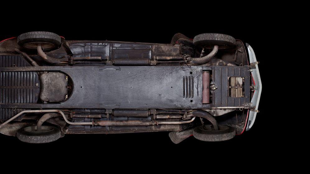 Fotoprojekt: Die dunkle Seite des Autos: Erkennen Sie das Auto von unten?