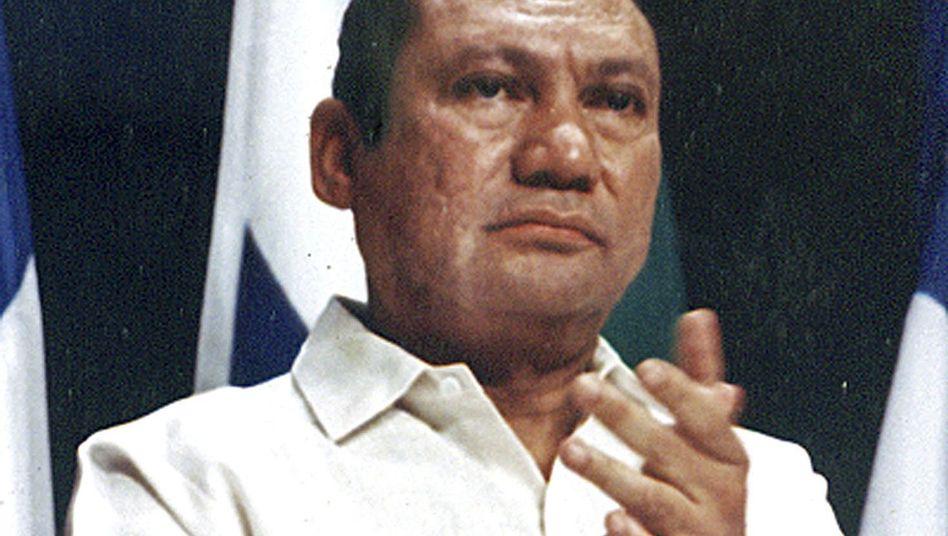 Noriega (Aufnahme aus 1989): Rückkehr in die Heimat