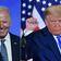 Biden bittet um Geduld, Trump will vor Gericht
