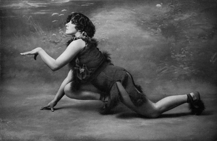 """""""Einfach nur eine Frau werden"""": Colette 1906 in Paris"""