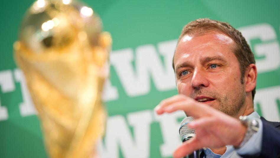 Der scheidende DFB-Sportdirektor Hans-Dieter Flick