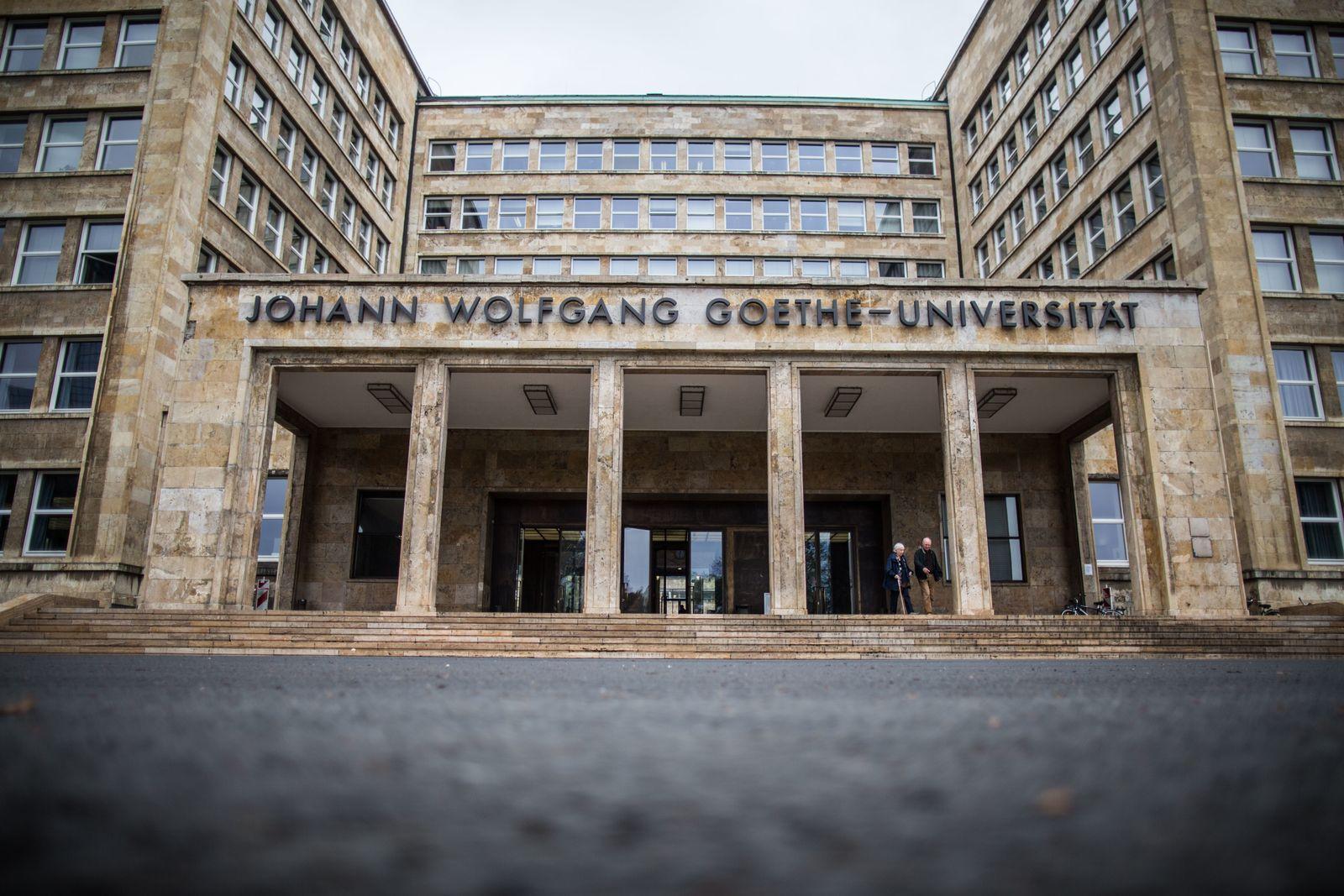 Johann Wolfgang Goethe-Uni Frankfurt