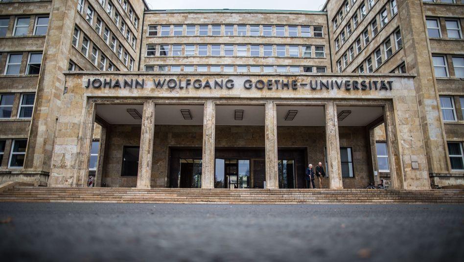 Frankfurt Uni Mail