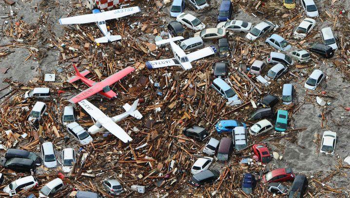 """Betroffene der Katastrophe: """"Alle sind völlig aufgewühlt"""""""