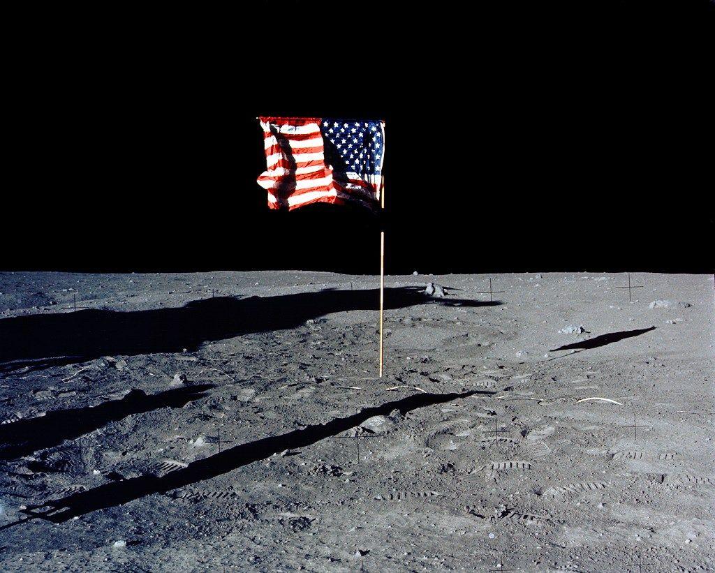 36th Anniversary Of Apollo 11 Landing On The Moon