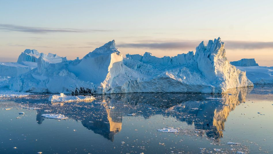 Eisschild in Grönland: Teufelskreis für das Klima
