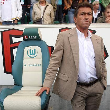 Fußball-Lehrer Augenthaler: Trainerstuhl ist frei