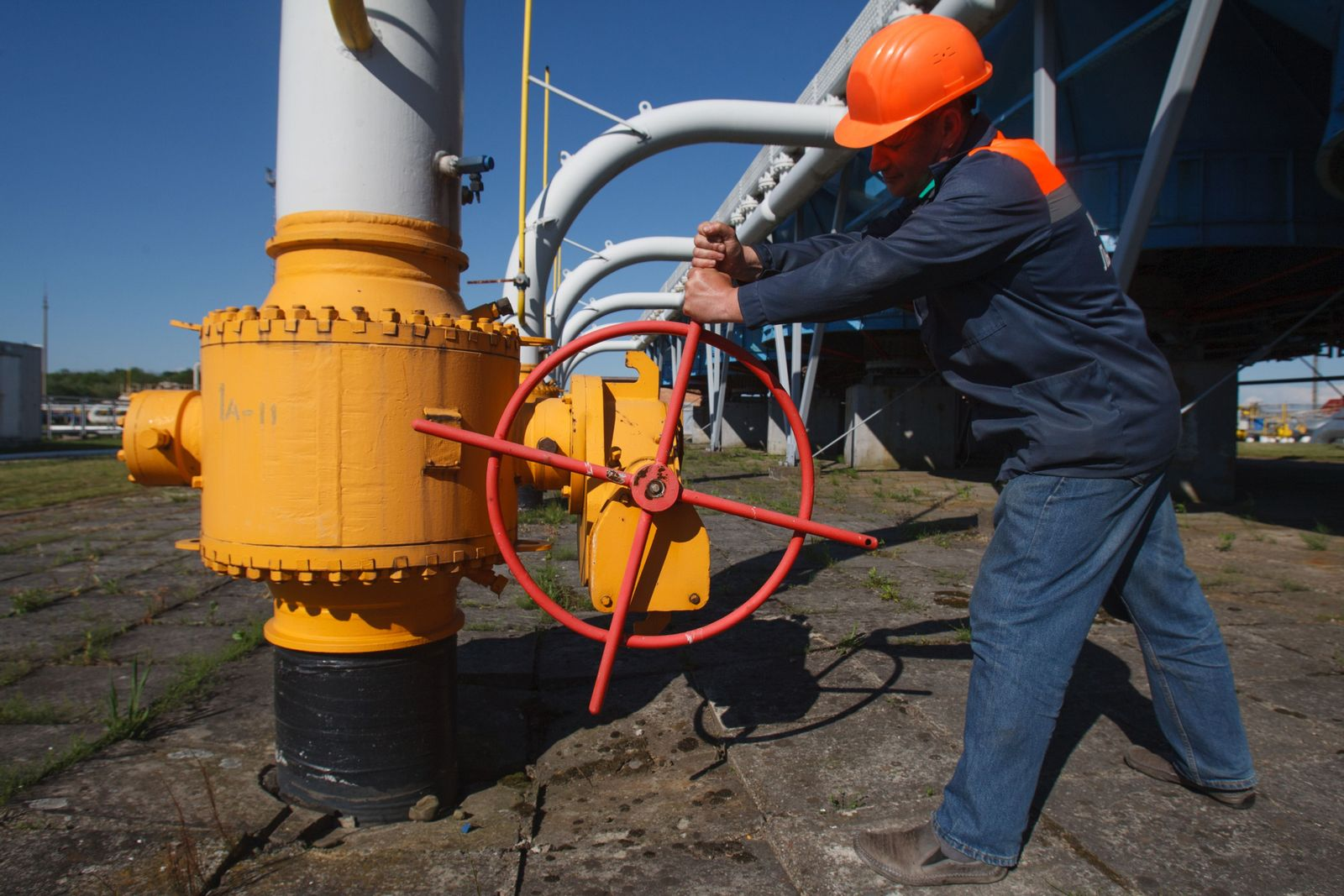 Pipeline Gas Ukraine