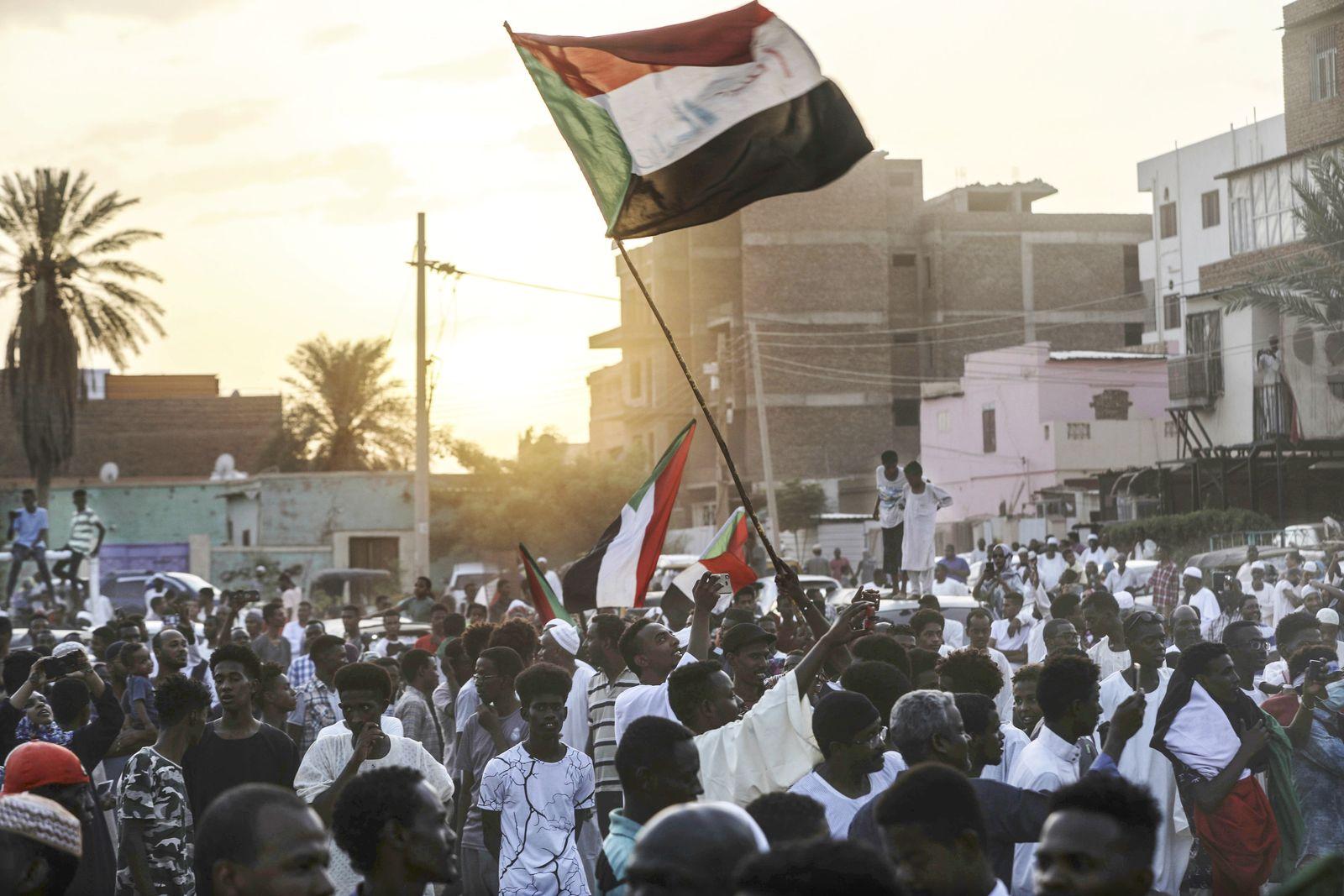 Krise im Sudan