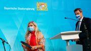 Ministerpräsident Söder zu Konsequenzen aus der Corona-Testpanne