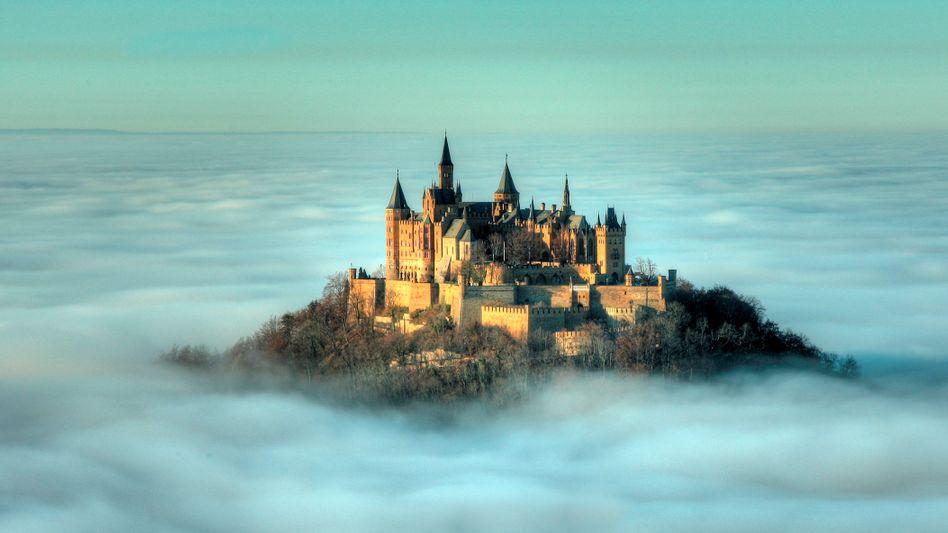 Burg Hohenzollern bei Hechingen