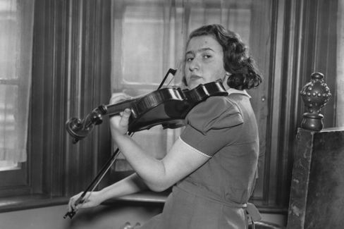 Ida Haendel, 1938