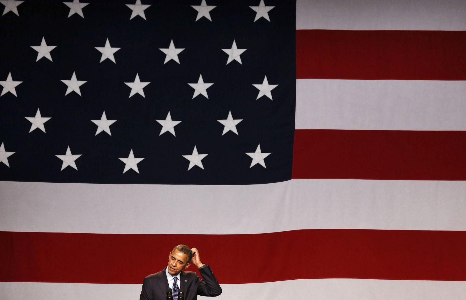 Obama Fahne