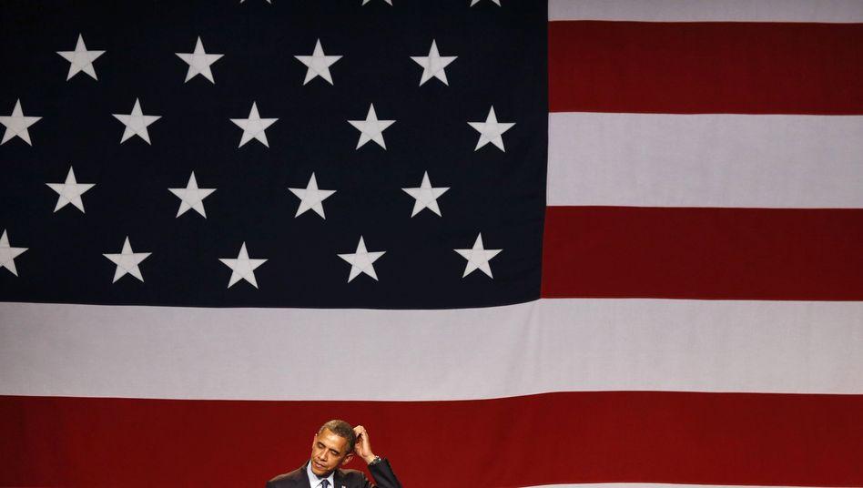 "Präsident Obama: ""Beleidigend, falsch"""