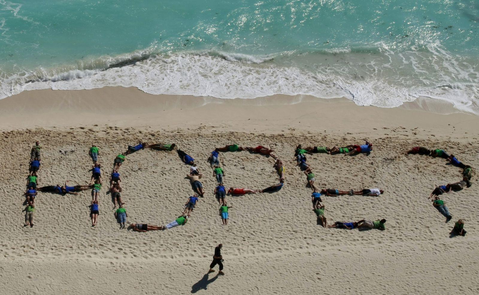 Cancun / Klimagipfel