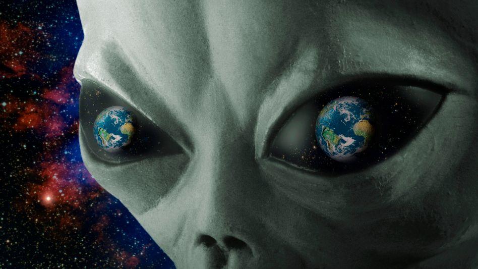 """Im Auge der Aliens: """"Unser Bewusstsein für den Kosmos muss erst noch weiter entwickelt werden."""""""