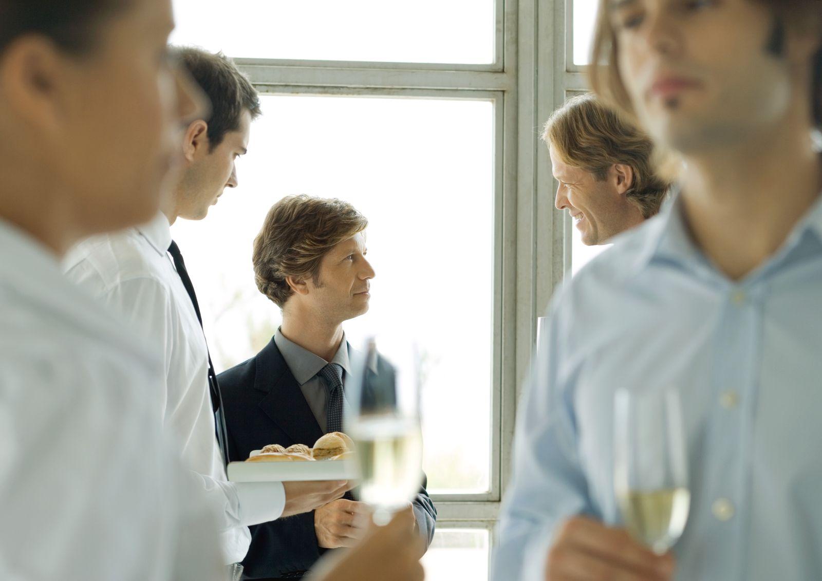 NICHT MEHR VERWENDEN! - Symbolbild Sektempfang / Cocktail Party