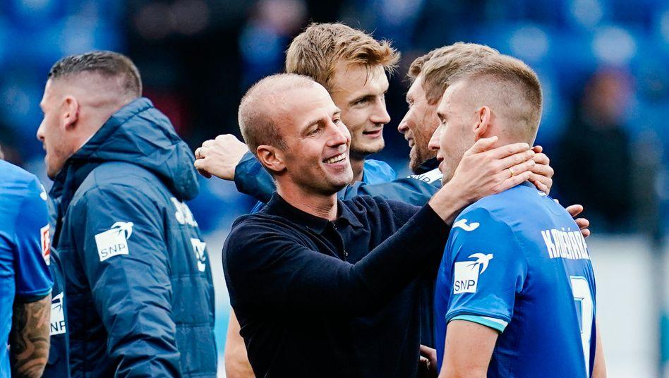 Sebastian Hoeneß (M.): Blaupause geliefert