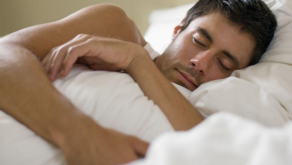 Das eigene Kopfkissen hilft beim Einschlafen