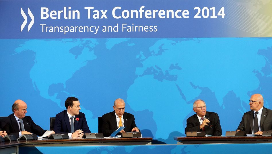 Austausch von Bankdaten: 51 Staaten machen Steuersündern das Leben schwer
