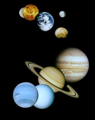 """Planeten des Sonnensystems: """"Komplett verrückt"""""""