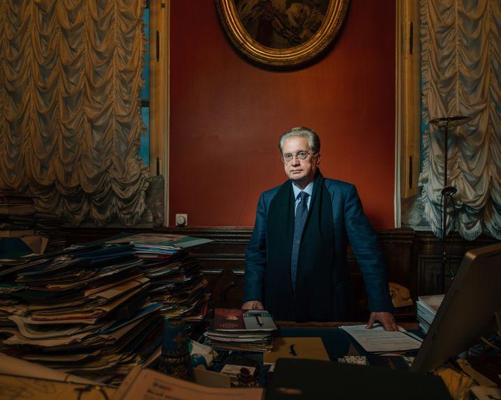 """Eremitage-Chef Piotrowski: """"Intellektuelle darf man nicht an die Macht lassen"""""""