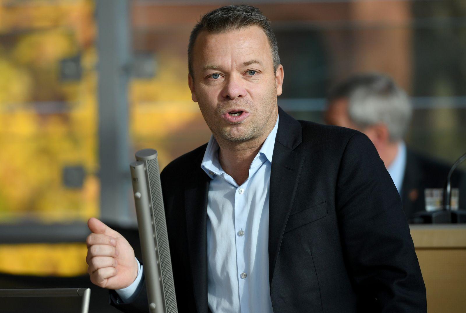 AfD-Politiker Frank Brodehl