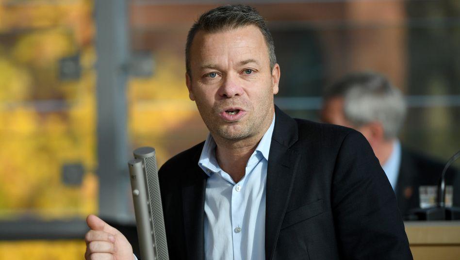 Abgeordneter Frank Brodehl verlässt die AfD