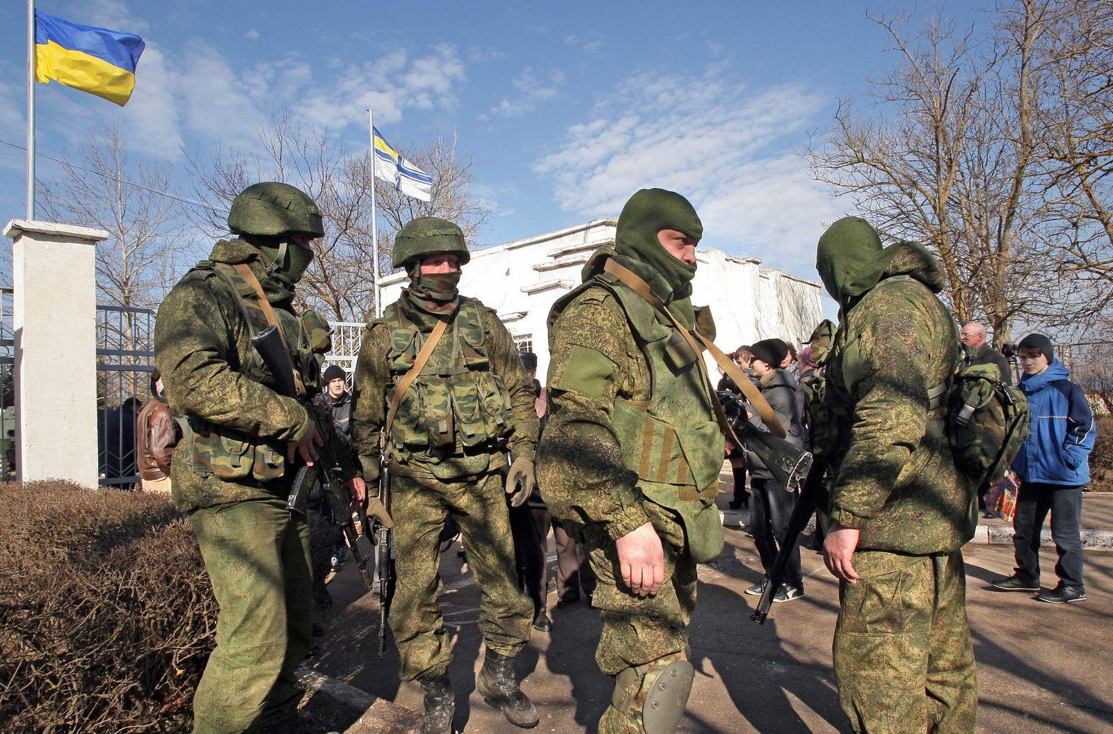 Ukraine / Krim / Novoozerniy