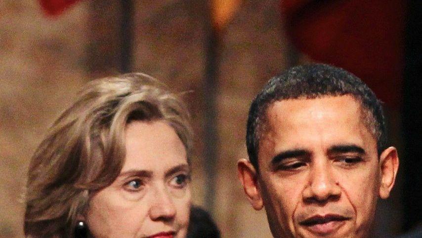 Außenministerin Clinton, Präsident Obama: »Eine verantwortungslose, gedankenlose Tat«