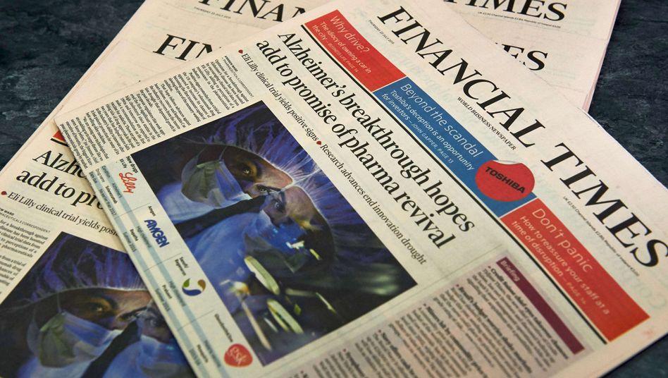 """""""Financial Times"""": Kaufpreis von 1,2 Milliarden Euro"""